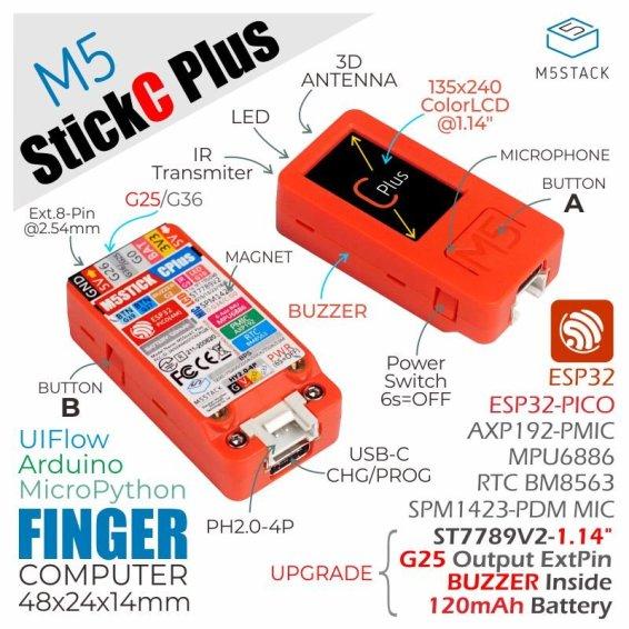 M5StickC-Plus