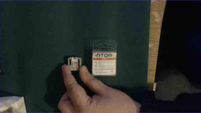 atom lite size