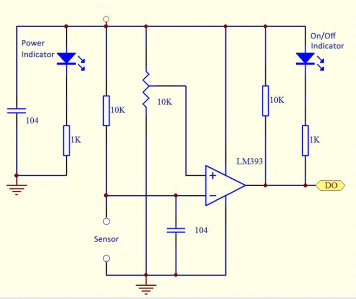 reed-switch-module-schematic