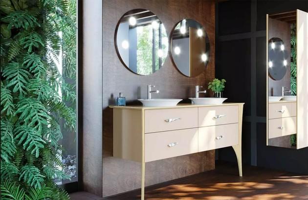 Le Miroir Lumineux Une Innovation Dans La Salle De Bains Espace Aubade
