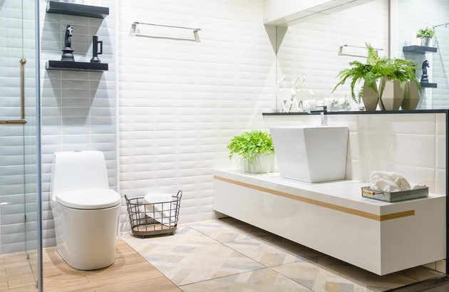 Quel Carrelage Choisir Pour Les Murs De Vos Toilettes Espace Aubade