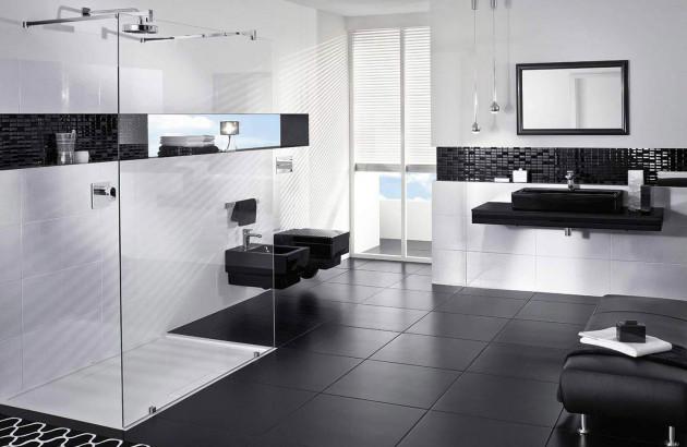salle de bains niches et rangements