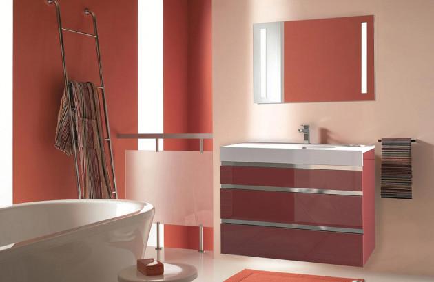 couleurs pour petite salle de bain