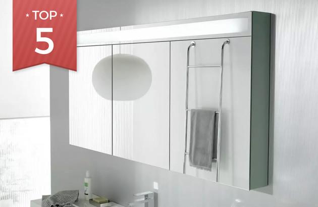 5 Armoires De Toilettes Pour Tout Ranger Espace Aubade