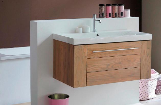 salle de bain en chene frene atouts