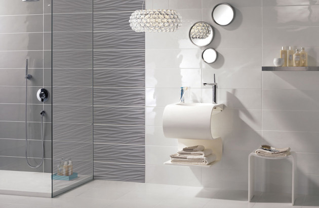 carrelage mural de salle de bain tout