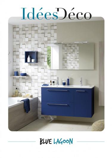 le bleu lagon s invite dans votre salle
