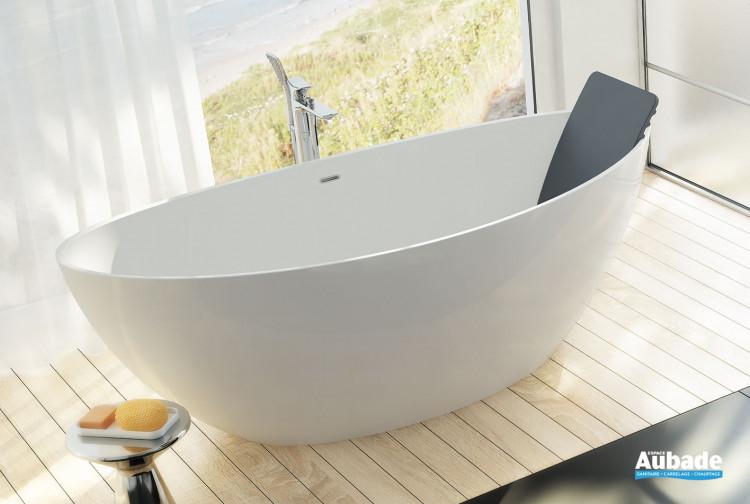 baignoire ilot namur de la marque leda