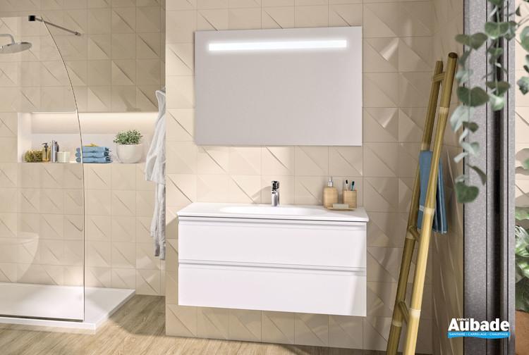 meuble suspendu velours evolution par ideal standard