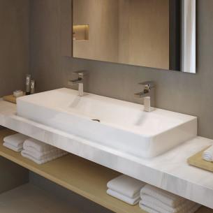 Lavabo Double Vasque Pour Votre Salle De Bains Espace Aubade