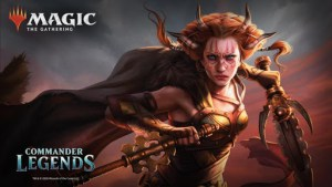 Commander Legend : la 1ère extension Magic  pour le format Commander