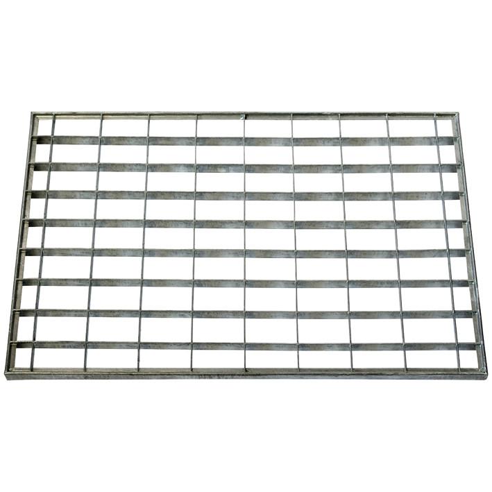 tapis gratte pied 40x60cm grille