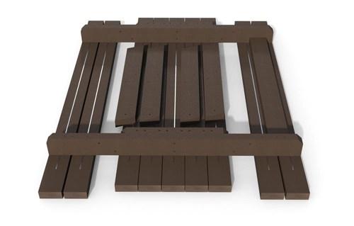 - Tables disponible en version prémontée ESPACE URBAIN
