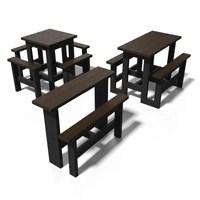 SNACK Tables Hautes Vignette 200px