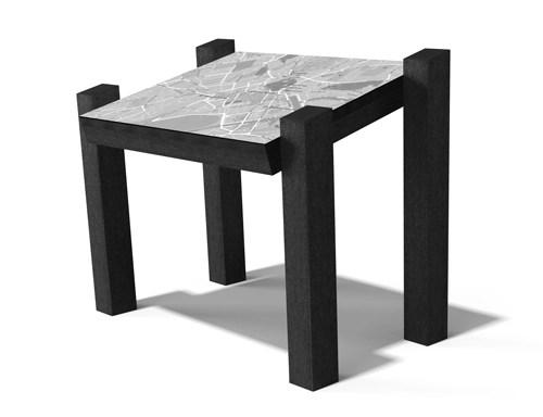 - TABLE D'INFORMATION 4 pieds ESPACE URBAIN