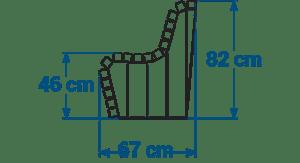 Shéma :Banc BULLE simple