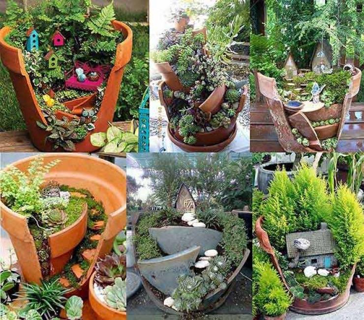 rendre votre jardin original