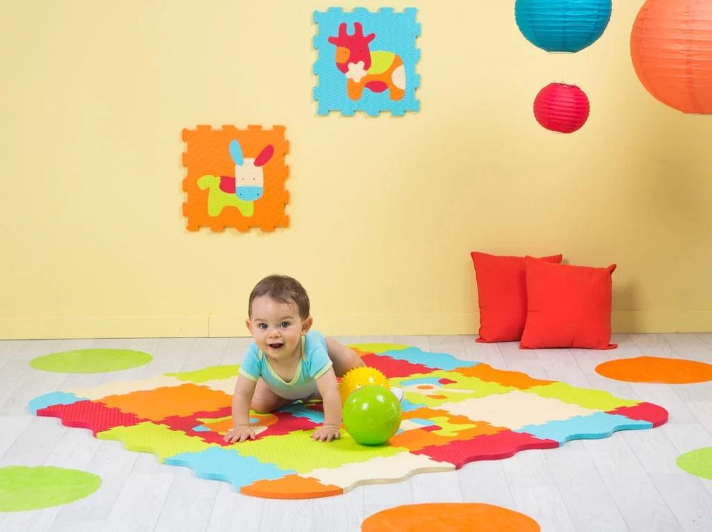 tapis mousse bebe ne commettez pas
