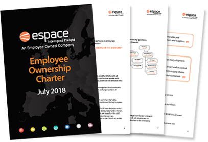 Espace Employee Ownership Charter
