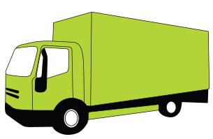 7.5 Tonner Pallet Delivery