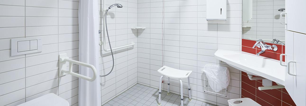 adapter une salle de bain espace medic