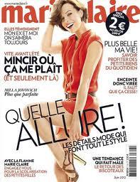 institut domenech dans magazine marie claire 2012