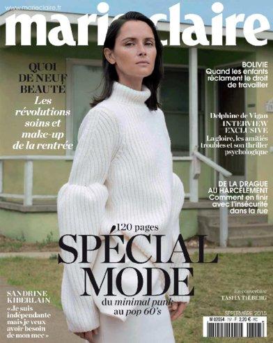 magazine mari claire septembre 2015