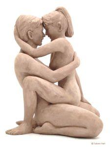 SEXUALITE ET MENOPAUSE, sculpture par terredamour.com