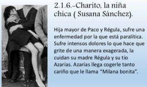 Susana Sánchez la Niña Chica