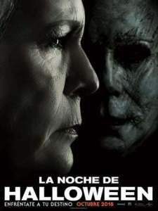 """Portada de la película """"La noche de Halloween"""""""