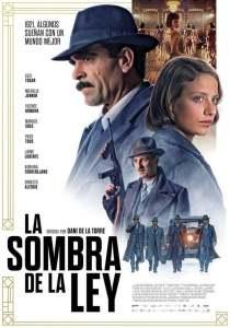 """Portada de la película """"La sombra de la ley"""""""