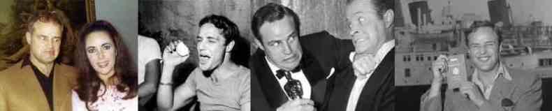 Comedias de Marlon Brando