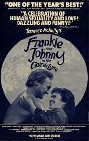 Frankie & Johnny: obra de teatro 1987