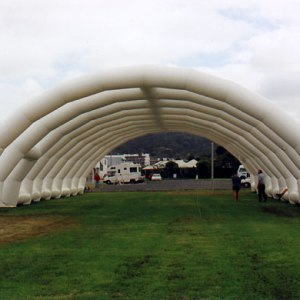 Airstructure – Hangar Inflable