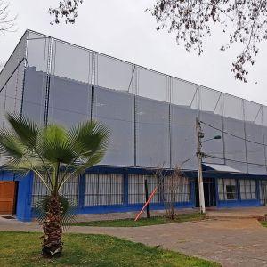 Fachada Textil Edificio de Seguridad 4