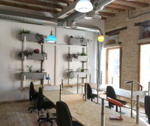 Espacio El Gancho - Coworking Zaragoza - Trabajo