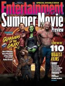 Guardianes de la Galaxia Vol. 2 en EW