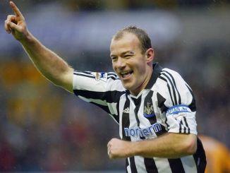 Alan Shearer en Newcastle