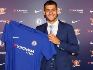 Morata fue el fichaje más destacado del Chelsea