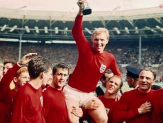 Inglaterra 1966 campeona del Mundo.
