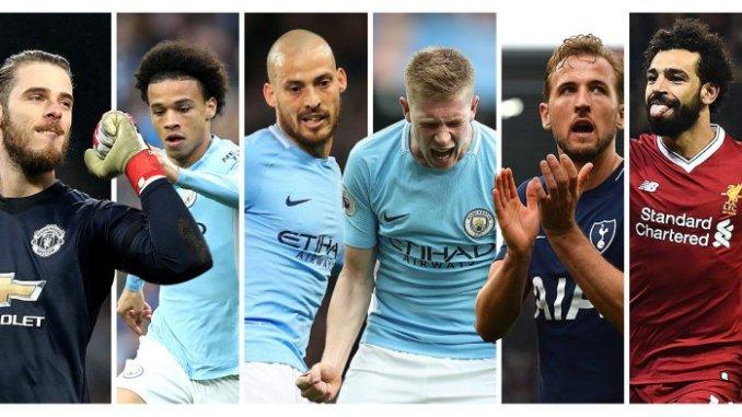 Mejor jugador de la Premier League 2017/18