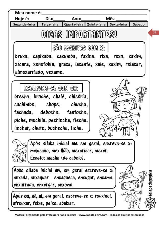 CH-CADERNO-DE-ATIVIDADES-DIGRAFOS-page-039-724x1024 Ortografia X ou CH com interpretação de texto