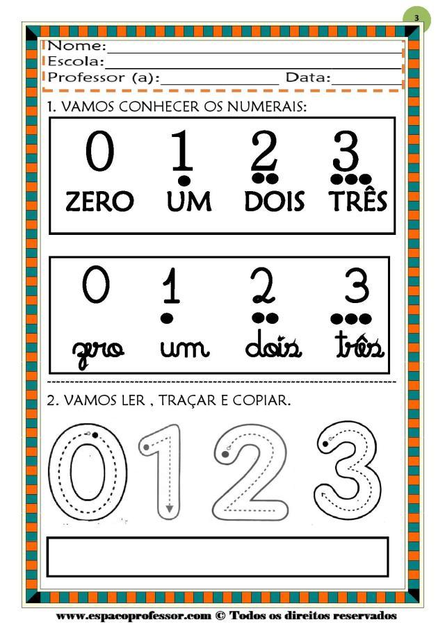 CADERNO-1-NUMEROS-DE-0-A-9-page-003 50 atividades de matemática  educação infantil