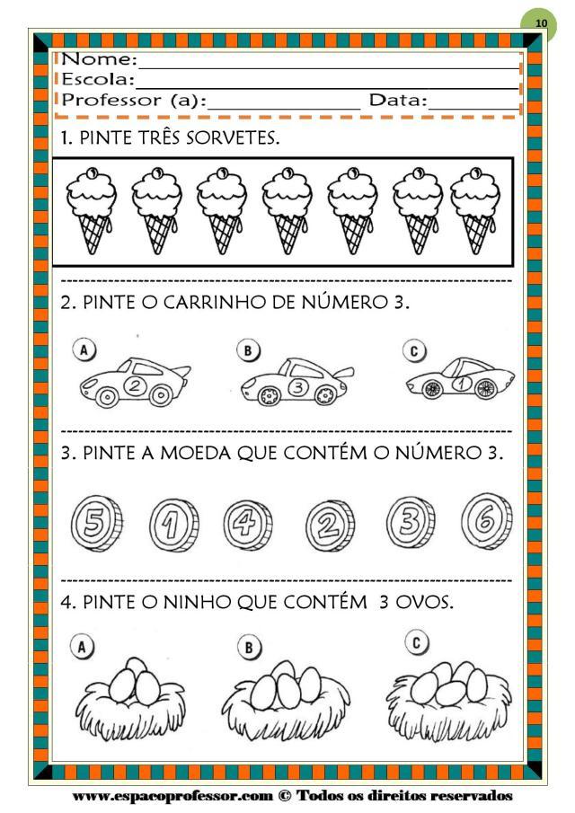 CADERNO-1-NUMEROS-DE-0-A-9-page-010 50 atividades de matemática  educação infantil