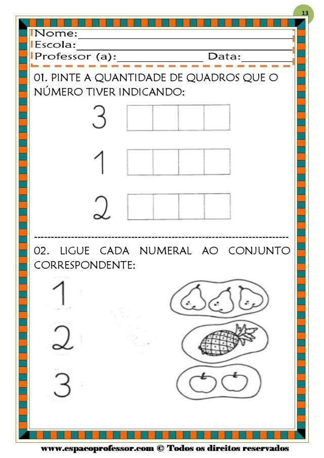 CADERNO-1-NUMEROS-DE-0-A-9-page-013 50 atividades de matemática  educação infantil