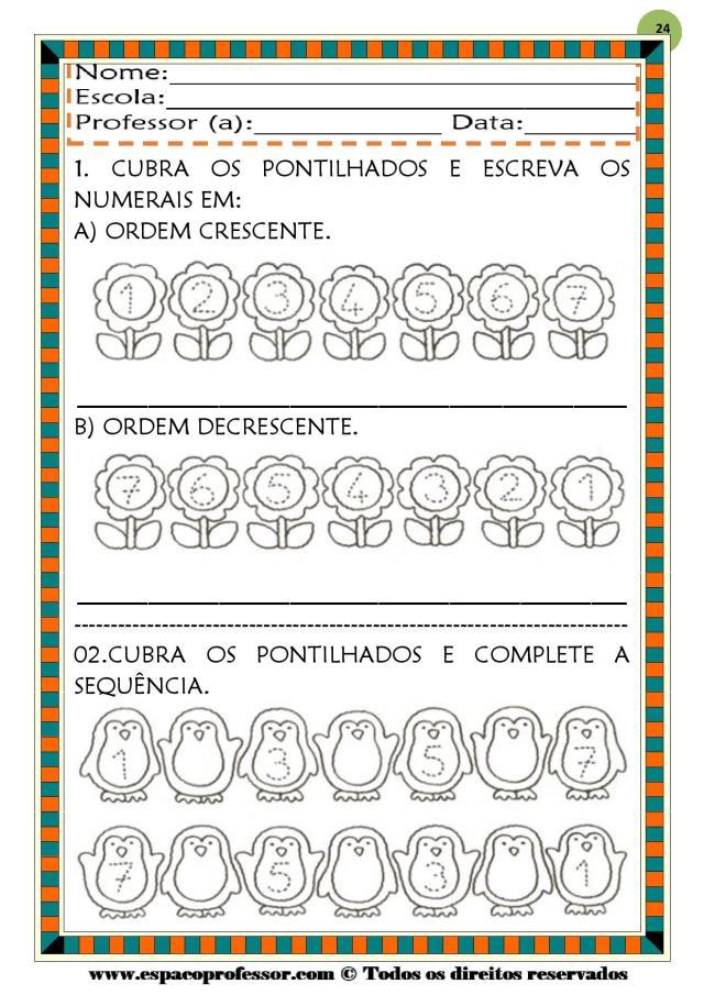 CADERNO-1-NUMEROS-DE-0-A-9-page-024 50 atividades de matemática  educação infantil