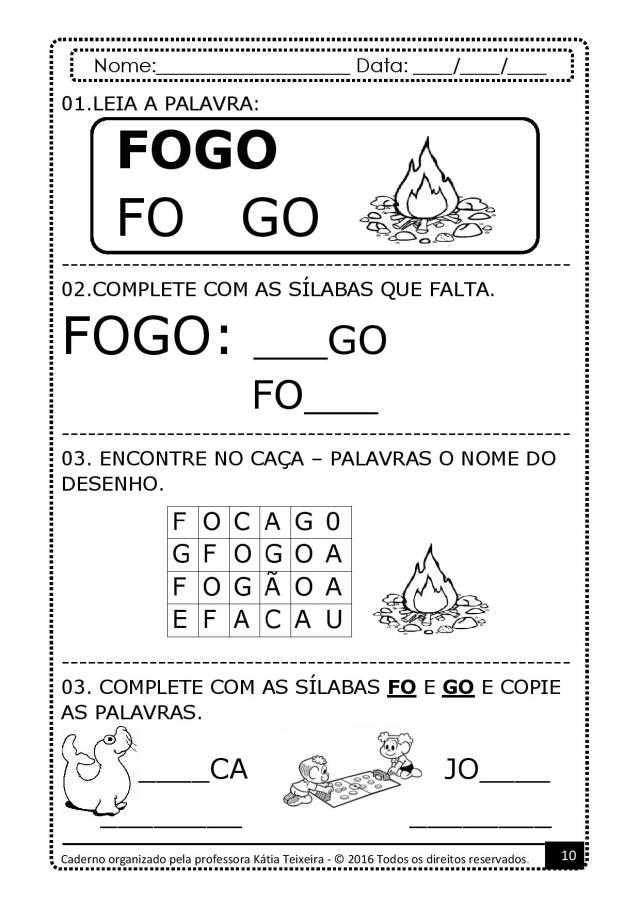 PROJETO-DE-AL-PALAVRA-GATO-page-010 Atividades para baixar projeto de alfabetização palavra  gato