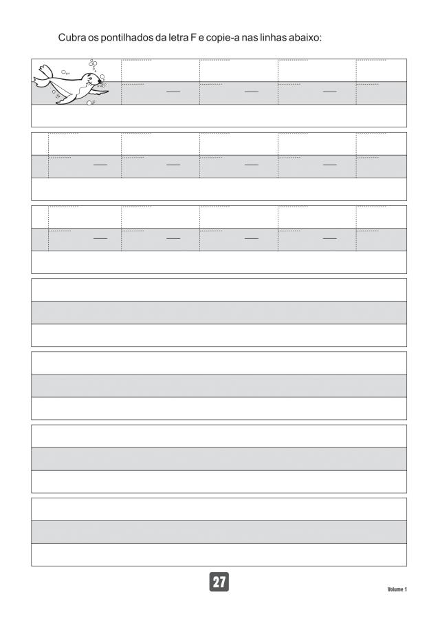 VOLUME1-27 49 Atividades de caligrafia letra bastão