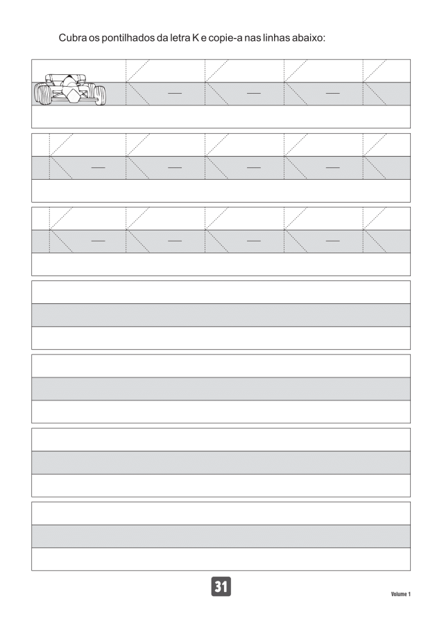 VOLUME1-31 49 Atividades de caligrafia letra bastão