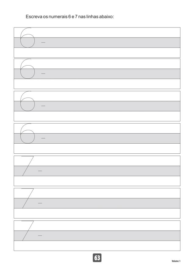 VOLUME1-63 49 Atividades de caligrafia letra bastão
